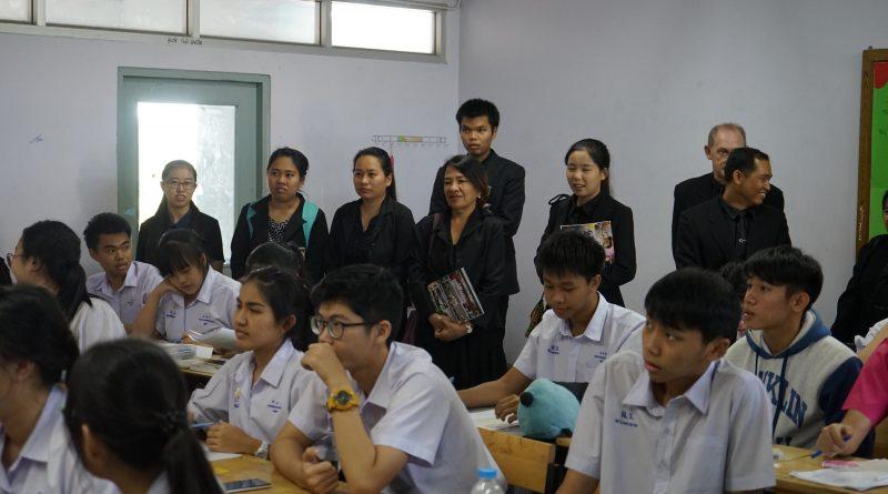 คณะผู้บริหารและครูโรงเรียนบริบูรณ์ศิลป์รังสิต ศึกษาดูงานแลกเปลี่ยนเรียนรู้