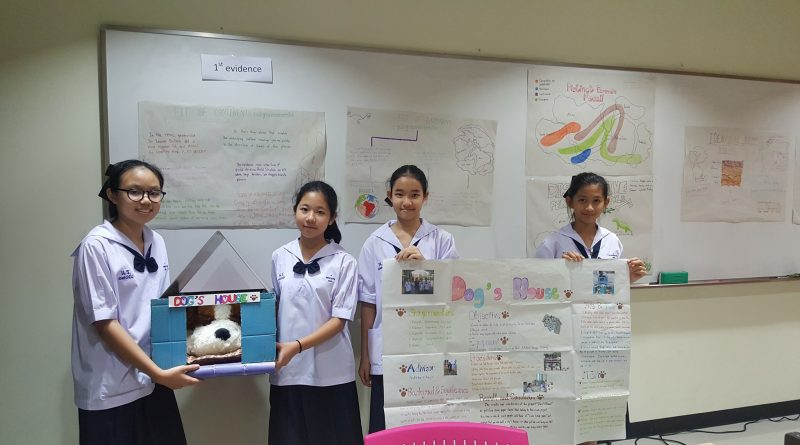 Active Learning with STEM & DPT Classroom