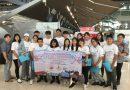 นักเรียนโรงเรียนมัธยมวัดนายโรงเข้าร่วมโครงการเรียนภาษาจีนระยะสั้น ณ มหาวิทยาลัยครูฮาร์บิ้น ประเทศจีน