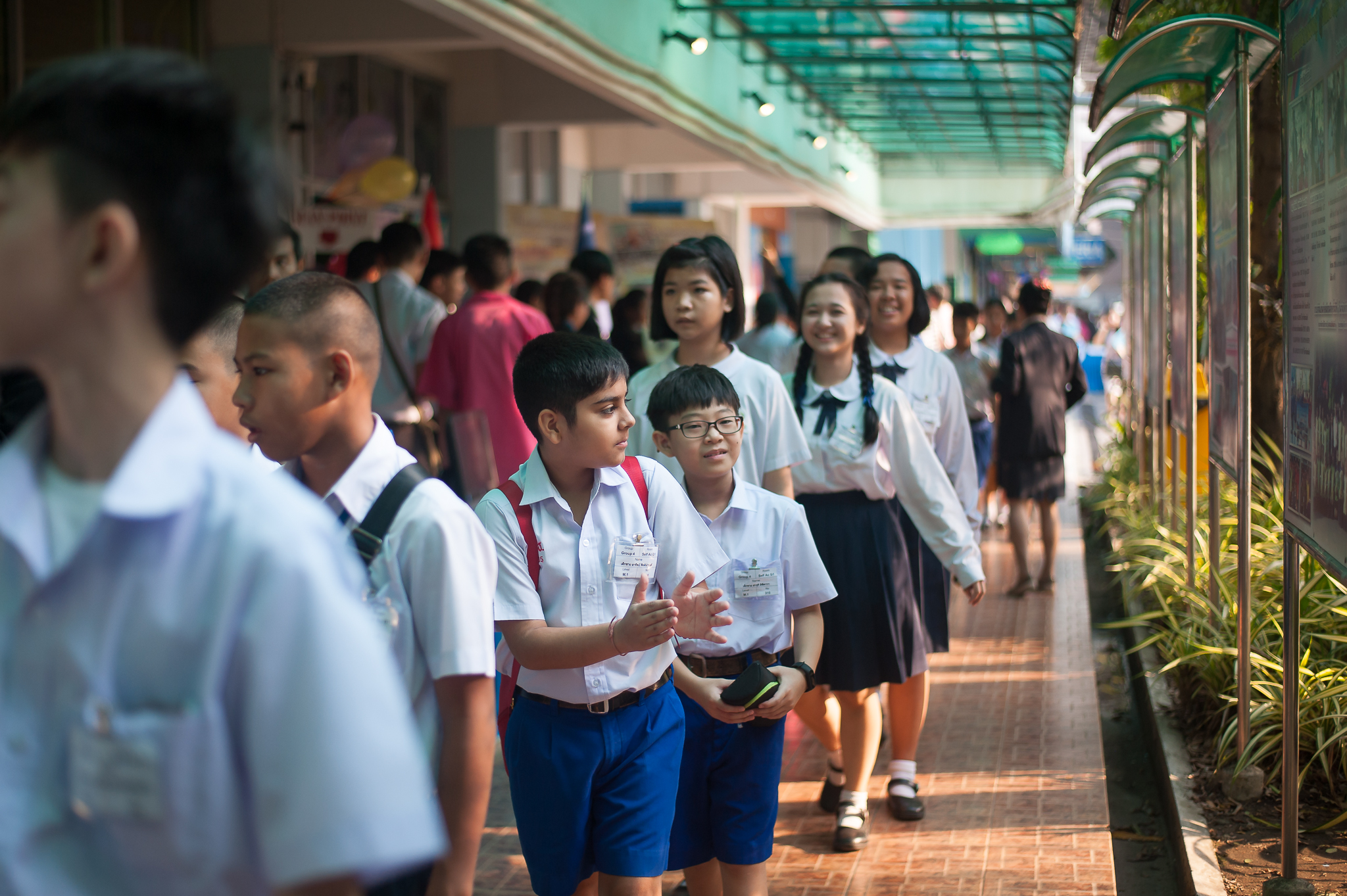 📣ประกาศรายชื่อนักเรียนที่มีสิทธิ์สอบคัดเลือกเข้าเรียน ชั้นมัธยมศึกษาปีที่ 1 และ ชั้นมัธยมศึกษาปีที่ 4 ห้องเรียนพิเศษ English Program และ Mini English Program ปีการศึกษา 2563 และตารางสอบคัดเลือก