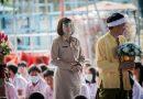 ด้วยรักและผูกพัน สู่วันเกษียณที่ภาคภูมิ นางวันทนา ชูช่วย ผู้อำนวยการโรงเรียนมัธยมวัดนายโรง